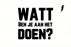 WATT DOE JE?